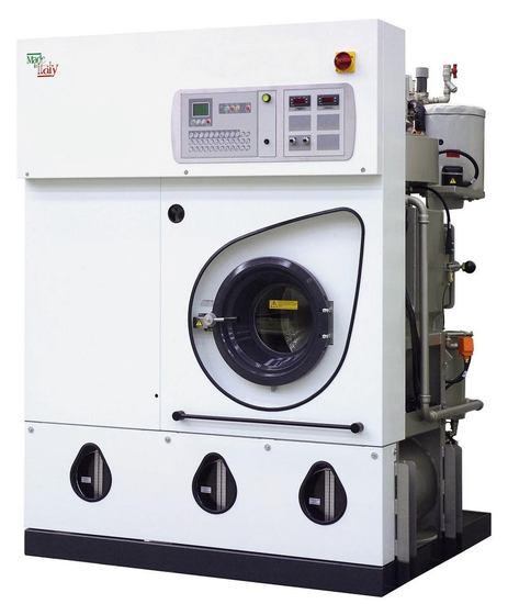 Lavatrice a solvente (lavasecco)
