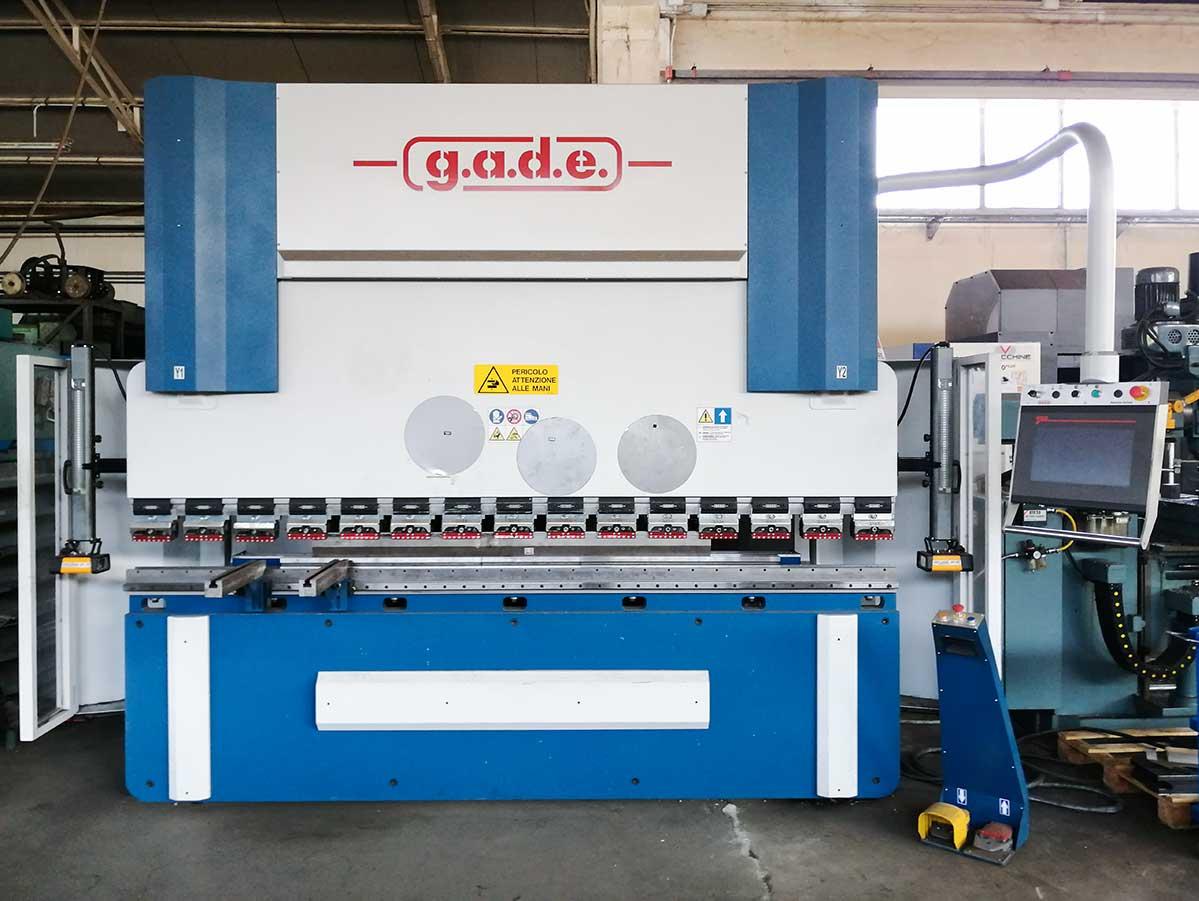Piegatrice lamiera CNC PS-C 3160
